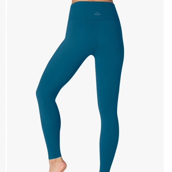 abca06032a005 Beyond Yoga Take Me Higher Legging Deep Sapphire